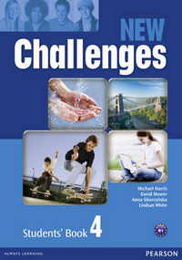 New Challenges 4. Students' Book