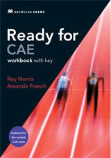 Ready For CAE (New Edition) Workbook With Key
