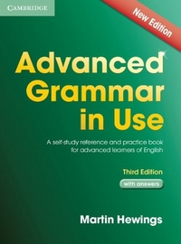 Advanced Grammar in Use. Book with Answers