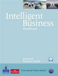 Intelligent Business Advanced Workbook/Audio CD Pack (+ Audio CD)