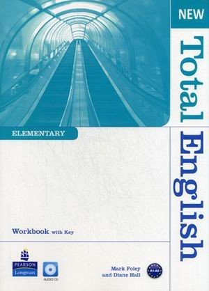 New Total English. Elementary. Workbook with Key (+ CD-ROM)