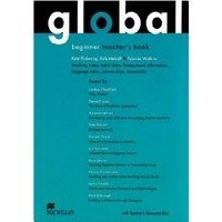 Global Beginner: Teachers Book with Test CD (+ Audio CD)