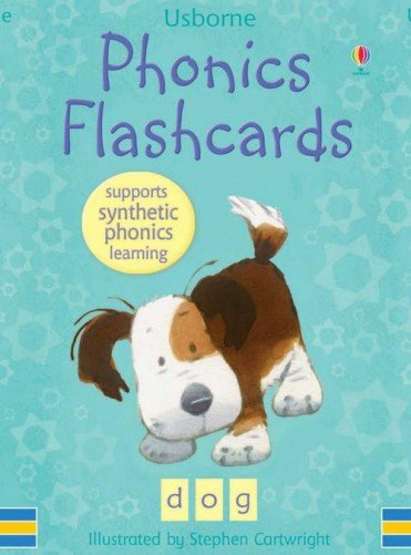 Phonics Flashcards (48 cards)