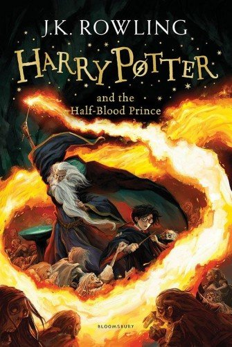 Harry Potter 6 and the Half-Blood Prince
