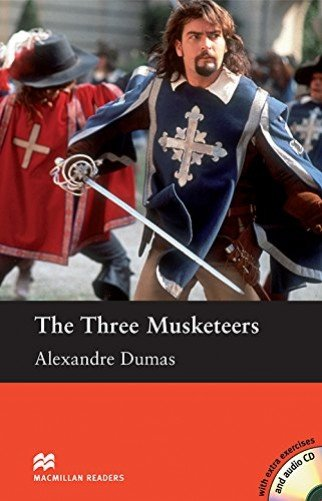 The Three Musketeers (+ Audio CD)