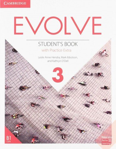 Evolve 3. Student's Book with Practice Extra